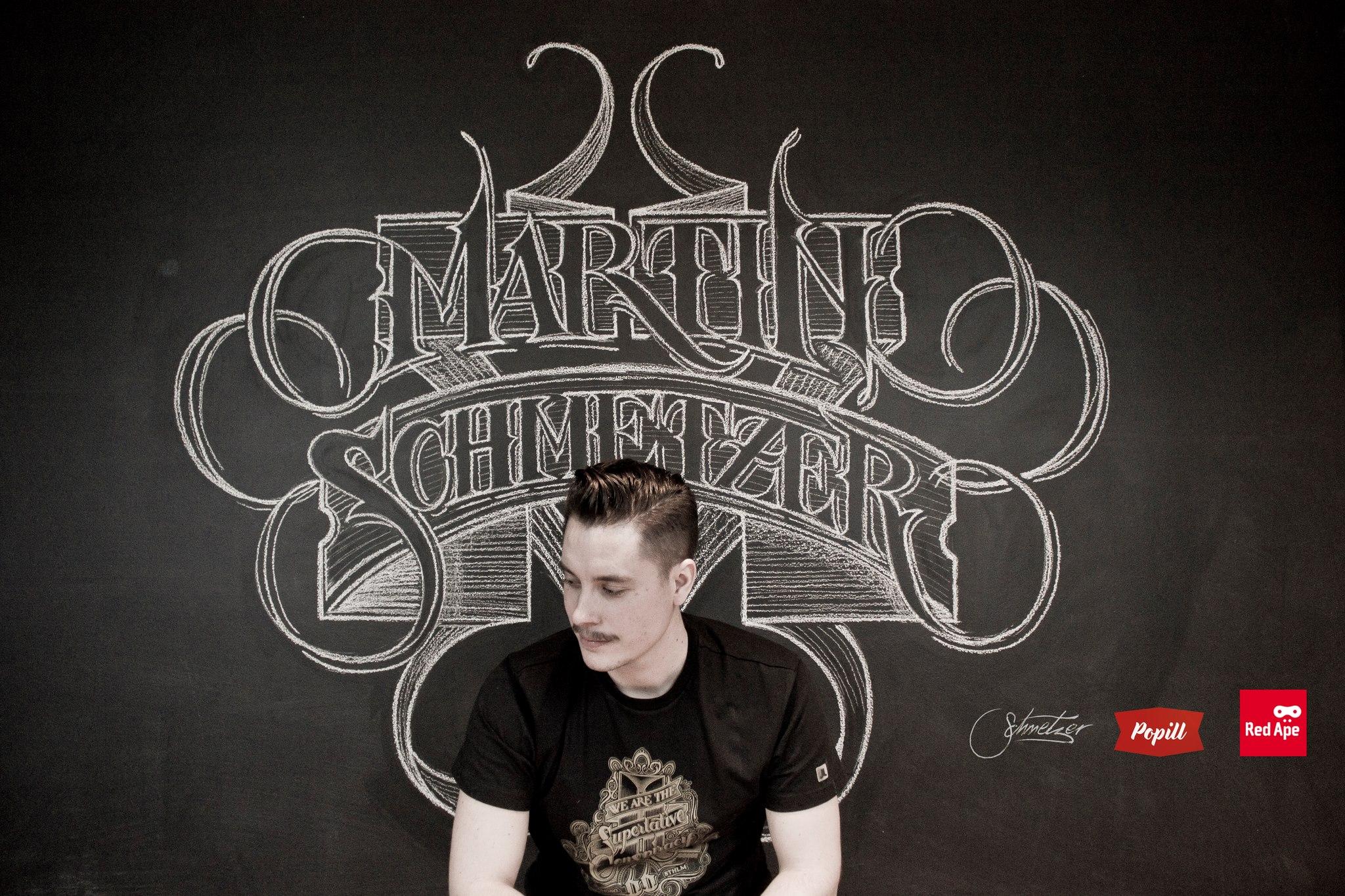 I Recently Interviewed Martin Schmetzer